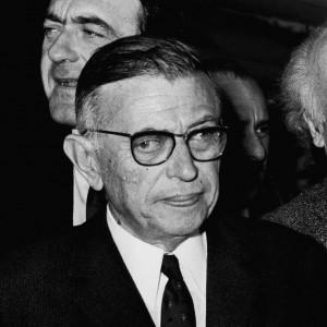 Le droit que tout, ici-bas, ne se passe pas toujours mal - Sartre,